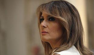 Melania Trump przeszła operację embolizacji