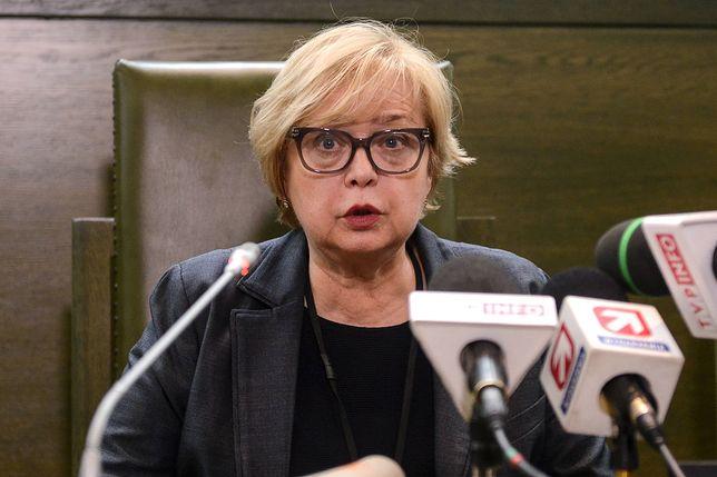 Małgorzata Gersdorf udzieliła wywiadu niemieckiemu dziennikowi. Nietypowa obietnica