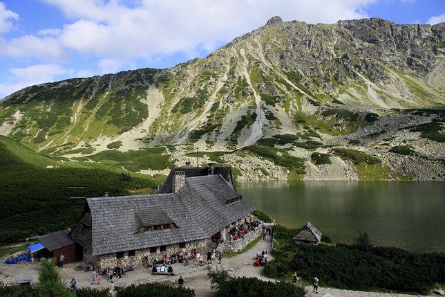 Tatry. Kobieta nurkowała w Dolinie Pięciu Stawów. Straciła przytomność