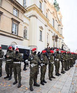 Protesty w Polsce. Apel generałów. Obawiają się rozlewu krwi