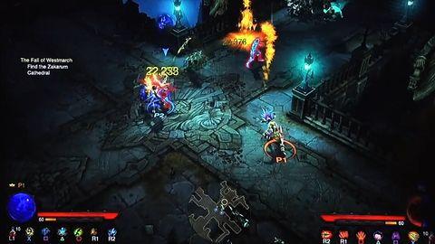 A tak wygląda Diablo 3 na PS4