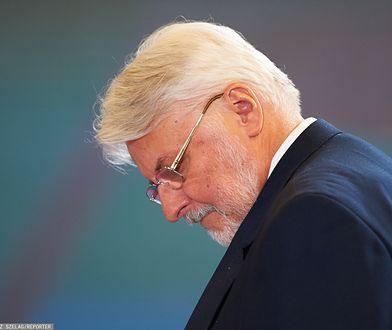 Witold Waszczykowski o pomyśle podziału MSZ