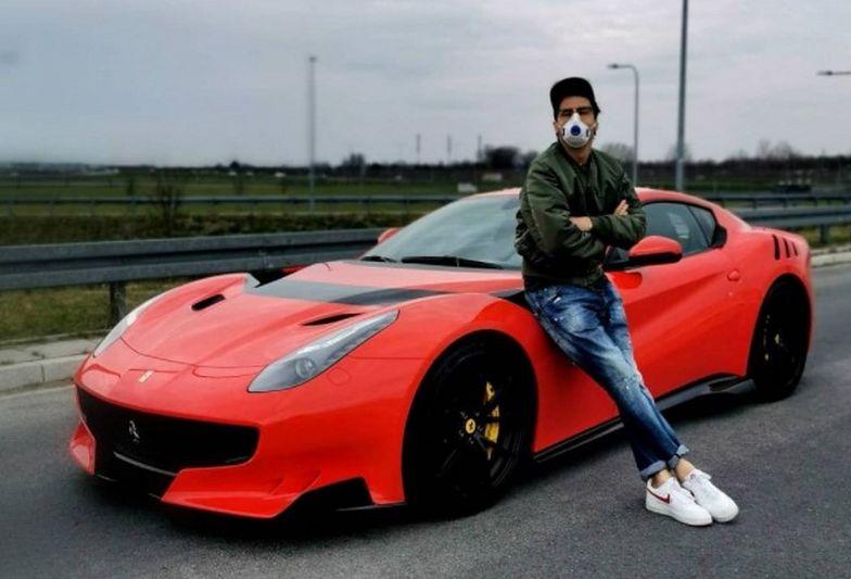 """Zdjęcie Wojewódzkiego. """"Za to powinna być konfiskata samochodu!"""""""