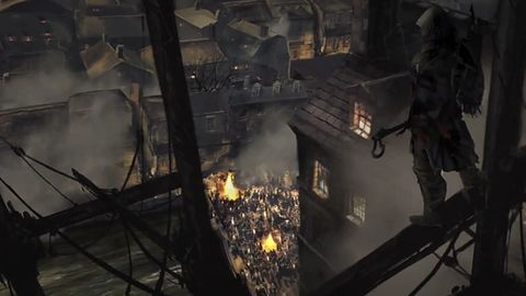 Assassin's Creed 3: co powiecie na herbatkę?
