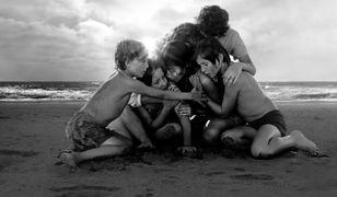 """Kadr z """"Romy"""" - filmu Alfonso Cuaróna, który zdobył 3 nominacje w najważniejszych kategoriach"""