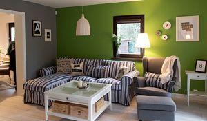 Kolor zielony w aranżacji wnętrz. Jak urządzić mieszkanie w zieleni?