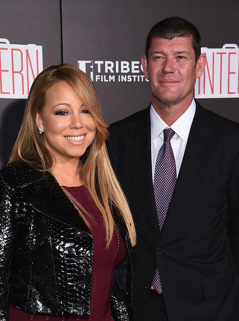 James Packer zerwał z Mariah Carey!