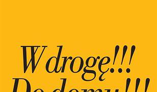 Jeść!!!, W drogę!!!, Do domu!!!. komplet książek Jerzego Bralczyka w etui
