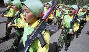 Obowiązkowe testy na dziewictwo w indonezyjskiej armii