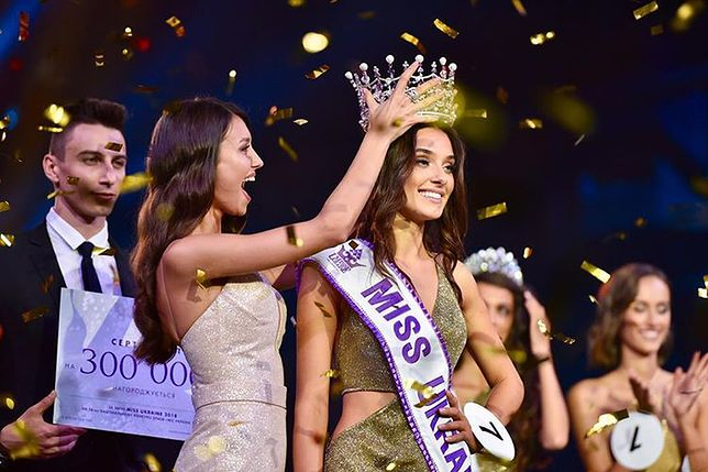 Miss Ukrainy straciła koronę. Bo ma dziecko i jest rozwódką