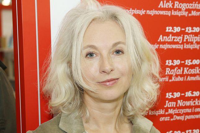 Manuela Gretkowska po raz kolejny wyjeżdża z kraju