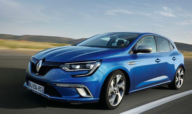 Nowy w rodzinie – Renault Megane