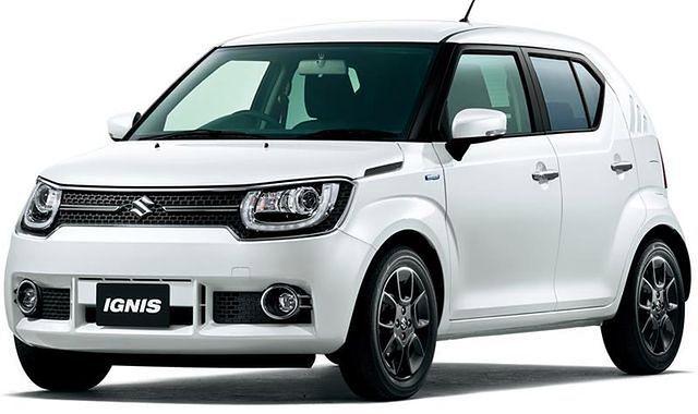 Suzuki Ignis na nowo