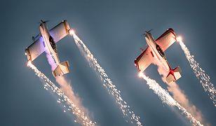 """""""Akrobacja samolotowa to absolutna wolność poruszania się w przestrzeni. Jest sednem piękna latania."""""""