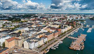 W Helsinkach gorąco jak w Miami. Finlandię nawiedziły rekordowe upały