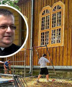 Donos do sanepidu pogrążył księdza. Kręcił lody, by zebrać pieniądze na remont kościoła