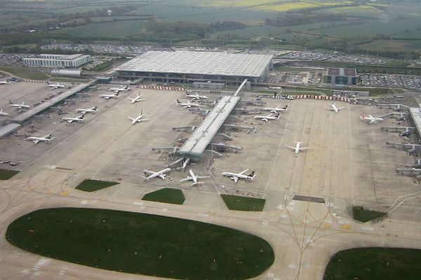 Lotnisko Stansted
