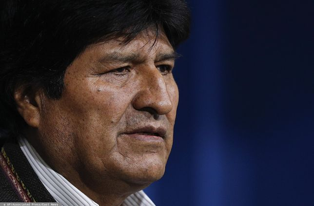 Boliwia. Prezydent Evo Morales podał się do dymisji. Będą nowe wybory