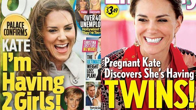 6 bliźniaczych ciąż księżnej Kate. Nieprawdopodobne życie rodem z okładki