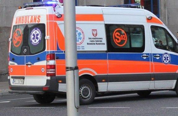 Zadzwonił z Katowic, że kolega zasłabł w mieszkaniu na Pradze
