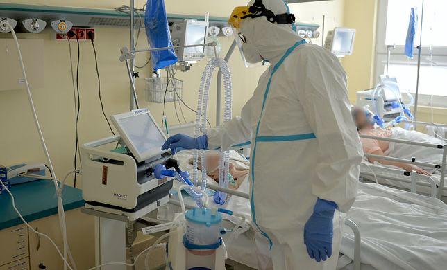 Koronawirus w Polsce. Najnowsze dane z Ministerstwa Zdrowia