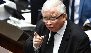 Jarosław Kaczyński miał mówić o przymusie szczepień