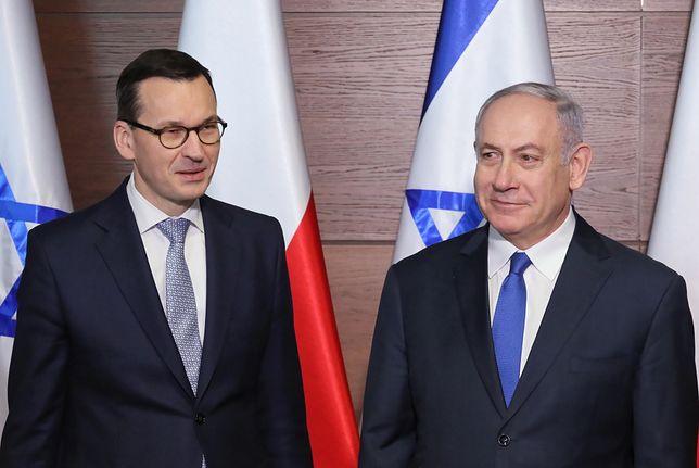 USA wzywają Polskę i Izrael do wzajemnego dialogu