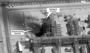 Do ataku na rafinerię doszło w sobotę