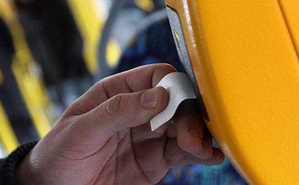 Kontroler biletów nie zatrzyma gapowicza w autobusie?