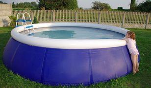 Ogrodowe baseny. Tani sposób na ochłodę może okazać się bezużyteczny