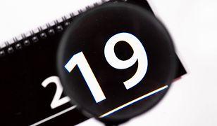 Dni wolne od pracy w 2019 r. Kiedy brać urlop, by wydłużyć wolne?