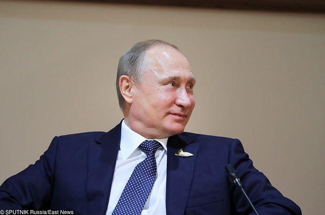 Władimir Putin po raz kolejny wygrał wybory prezydenckie