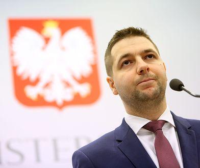"""Patryk Jaki chce """"odbić Warszawę mafii reprywatyzacyjnej"""""""