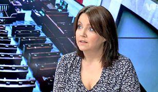 """Joanna Lichocka o projekcie """"Zatrzymaj aborcję"""": nieludzki"""