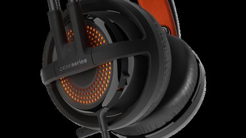 SteelSeries Siberia 350, słuchawki z dźwiękiem 7.1 i podświetleniem RGB