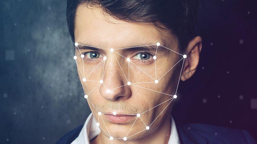 Rozpoznawanie twarzy z depositphotos