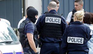 Na miejscu od razu zjawili się saperzy z centralnego laboratorium prefektury policji