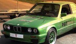 Rimac e-M3: stare BMW bije rekordy świata