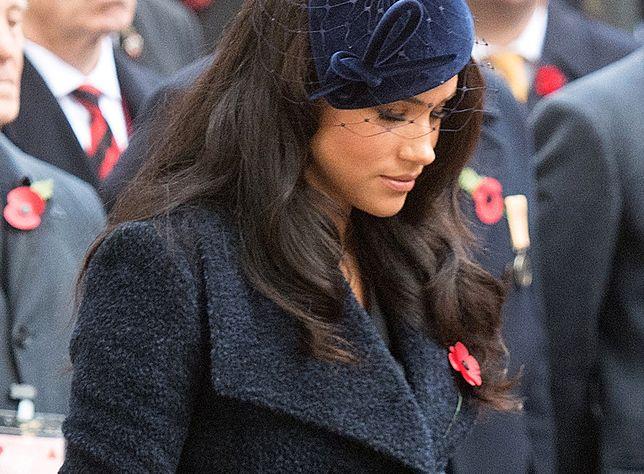 Księżna Meghan i książę Harry uczcili pamięć tych, którzy odeszli na służbie