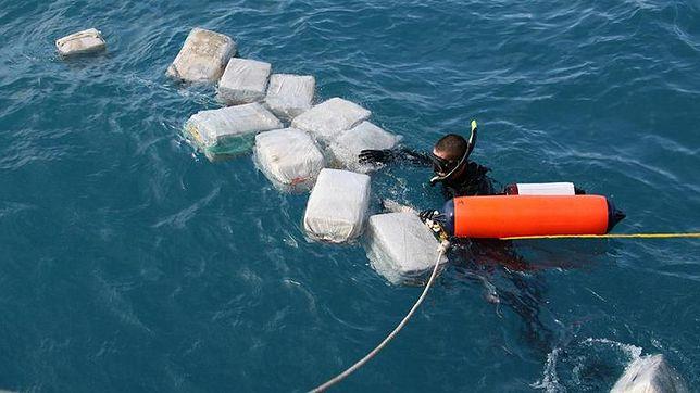 Tajemnicze paczki na plażach Fidżi. W środku czysta kokaina