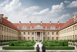 Podróż w czasie - warszawski pałac przyszłości