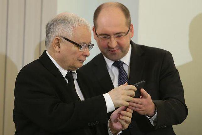 Jarosław Kaczyński i Adam Bielan. Tworzy się Partia Republikańska
