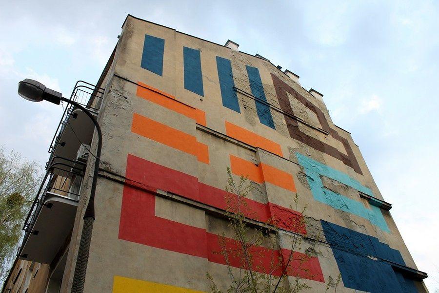 Spacer szlakiem warszawskiego street artu