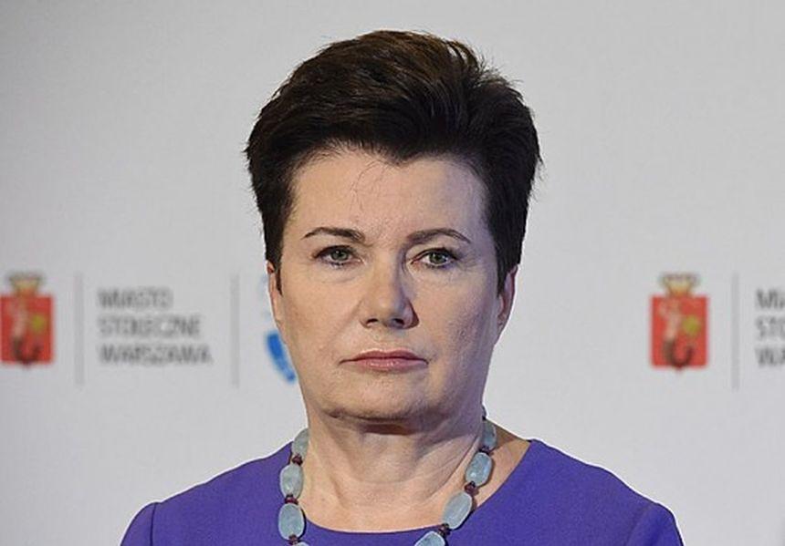 """Hanna Gronkiewicz-Waltz czuje się oszukana. """"Pomnikiem smoleńskim powinien zająć się prokurator"""""""