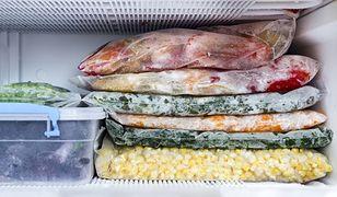 Ile można przechowywać jedzenie w zamrażarce?