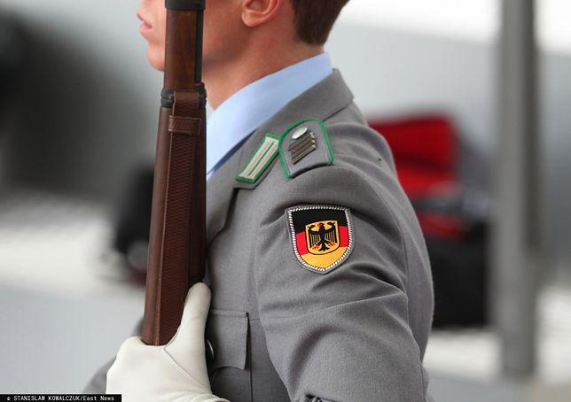 Niemcy wycofają część żołnierzy z Iraku
