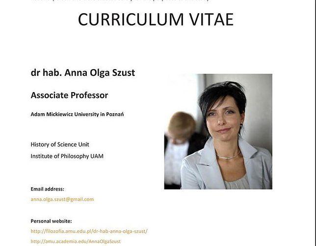 Dr O. Szust w akcji. Jak polscy badacze zdemaskowali naukowe oszustwo
