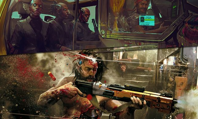 Cyberpunk 2077 – Afterlife: The Card Game