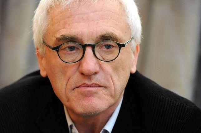 Jan Tomasz Gross - polsko-amerykański socjolog i historyk, specjalizujący się historii zagłady Żydów