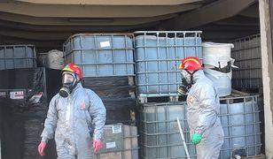 Borkowice pod Radomiem. Ludzie boją się toksycznych odpadów